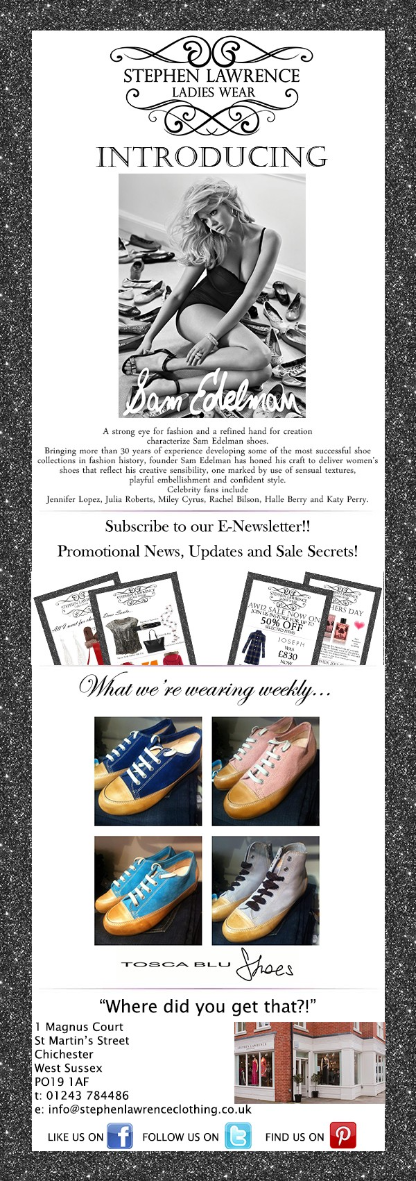 Enewsletter - Week Ending 16-01-13 - Edit