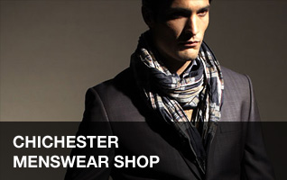 Stephen Lawrence Men's Fashion Shop in Chichester